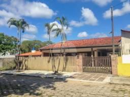 Casa à venda com 3 dormitórios em Balneário currais, Matinhos cod:153272