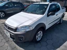 Fiat Strada Working Cd 3 Portas - 4 Passageiros - Muito Conservada - 2015