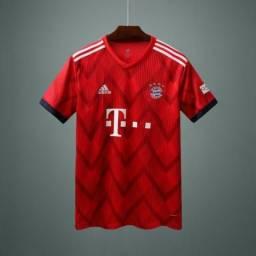 Camisa adidas Bayern De Munique 2018 2019 Home Oficial 8f6811a76eb62