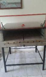 Forno industrial a gas