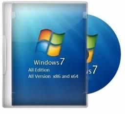 Cd Windows 7 *(100% Ativado)* *(frete Grátis)