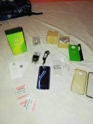 G6 Plus novo/usado vendo ou troco em iPhone com torna minha