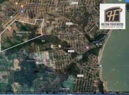 Terreno à venda por R$ 180.000 - Conde/PB