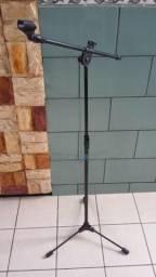 Pedestal Suporte para Microfones ASK