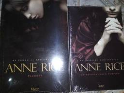 Crônicas Vampirescas - Anne Rice Coleção