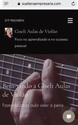 Professora para Aula de violão
