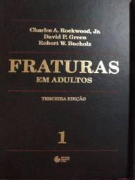 Livro Fraturas em adultos vol. 1 e 2