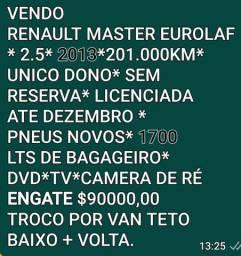 RENAULT MASTER EUROLAF