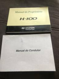 Manual do Proprietário a H-100