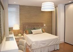 Apartamento à venda com 4 dormitórios em Granbery, Juiz de fora cod:4022