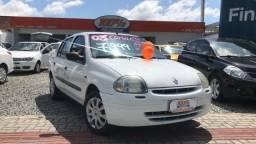 Clio 2002/2003 completo 1.0 rn sedan 16v ga - 2003