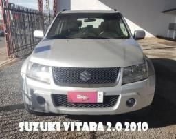 Grand Vitara 4x4 vendo Financio até 48x - 2010