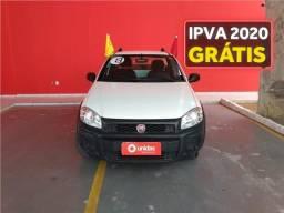 Fiat Strada 1.4 mpi working cs 8v flex 2p manual - 2018