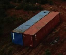 Container HC 40'' pés(12mts)