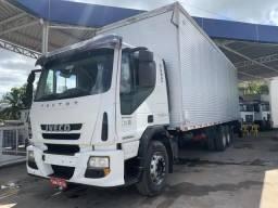 Iveco TRUCK - 240e25 - Gabinado - Baú - 2011