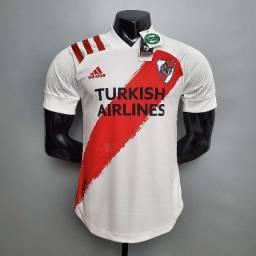 Camisa River Plate Home 2020 - Jogador