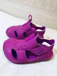 Papete Nike Sunray Protect 2 TD Infantil, 12cm