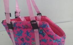 Vendo bolsa de transporte de pet