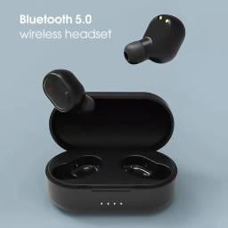 Fone de ouvido Sem Fio M1 TWS Bluetooth 5.0 Estéreo Esporte Fone de Ouvido