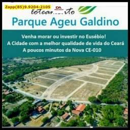 Título do anúncio: Loteamento Parque Ageu Galdino no Eusébio-!!!