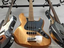 Jazz bass SX Tunado comprar usado  Suzano