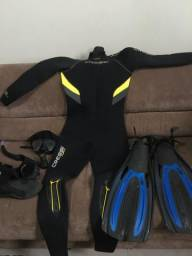 Quite mergulho profissional