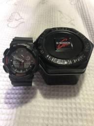 Usado, Relógio G Shock GA 100 1A4DR Original comprar usado  São Paulo