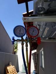Técnico em ar condicionado residencial 200