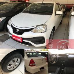 Toyota Etios Sedan XS 1.5 2018 automático