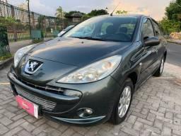 Peugeot 207 flex 1.4 completo ano 2012