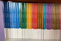 Coleção de livros poliedro ano 2017