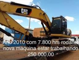Escavadeira caterpilla320D