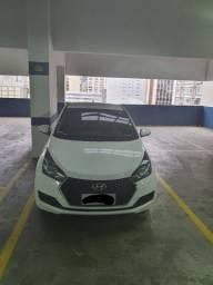 HB20 Confort Plus Ano 2019 Branco garantia de fábrica até 2024
