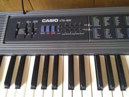 Teclado Casio CTR 450