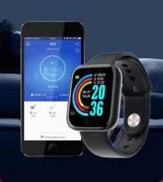 Smart Watch D20, à Prova D'água, Funções: Monitora Batimentos Cardíacos, Whatsapp