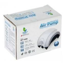 Bomba/Compressor de ar para aquário