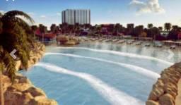 Cota Quitada no Aqualand Resortt