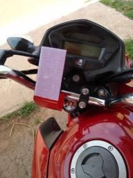 Suportes de celulares para motos