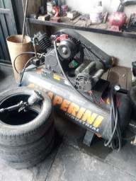 Compressor chiaperini 20/200