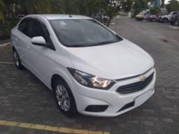 Gm Chevrolet Prisma LT 1.4 2017/2018 C/ Apenas 48 Mil KM Rodados e Mylink 2
