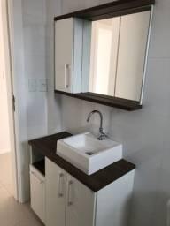 Conjunto balcões para banheiro