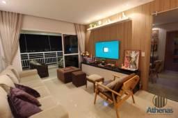 Apartamento com 3 suites no edifício Arthur, Duque de Caxias