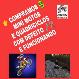 Conserto & Manutenção de Mini Motos e Quadriciclos