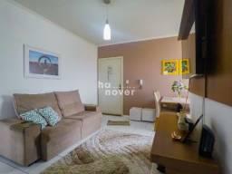 Apto Semi Mobiliado, 2 Dormitórios com Garagem Próximo ao Avenida Tênis Clube