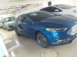 Ford fusion titanium FWD 17/18 automático completo oportunidade!