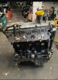 Título do anúncio: MOTOR PARCIAL LOGAN SANDERO 1.6 8V