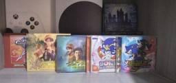 Jogos Dreamcast - Sonic, Shenmue, Grandia