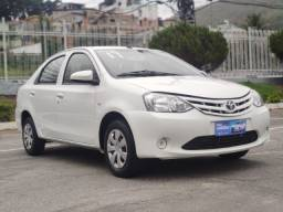 Título do anúncio: Toyota Etios XS 1.5 (Flex) 2017 , unico dono , nuca teve gnv !!!