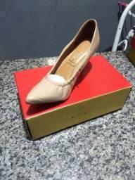 Sapato Scarpan Salto Médio Vizzano!
