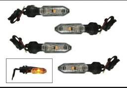 4 Setas de Led de Twister ( ADAPTAVEL EM QUALQUER MODELO DE MOTO)